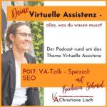 Virtuelle Assistenz SEO Podcast