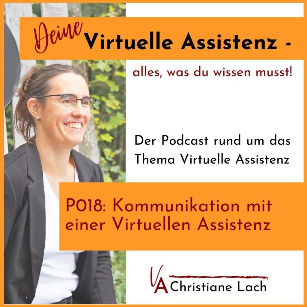Virtuelle Assistenz Kommunikation Podcast